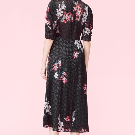 Rebecca Taylor S/S Noha Floral Dress
