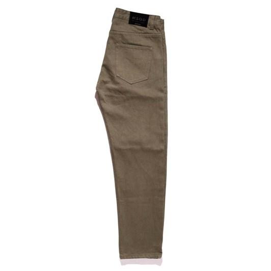 Mr Simple Straight Fit Pant