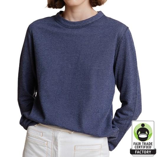 Karen Walker Organic French Terry Sweater