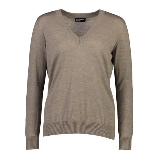 Standard Issue V Neck Sweater