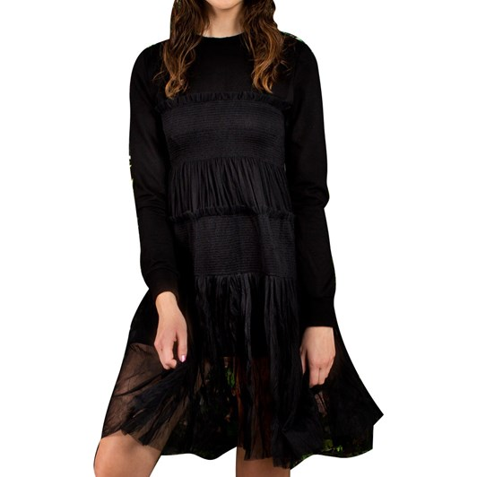 Coop Tulle Of The Nile Dress