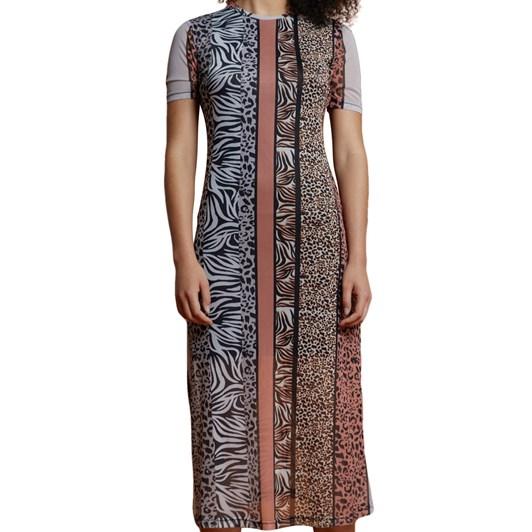 Hi There Karen Walker Wild Dress
