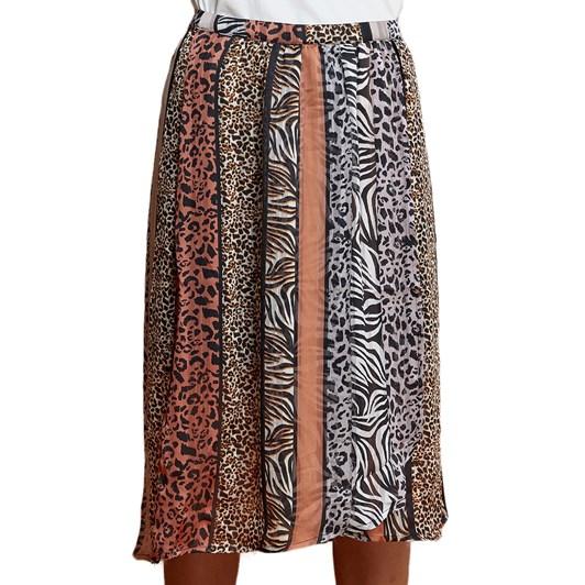 Hi There Karen Walker Wild Skirt