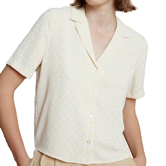 Hi There Karen Walker Diamond Shirt