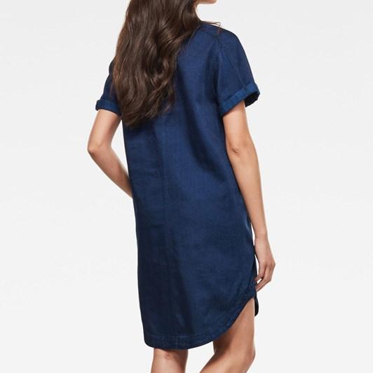 G-Star Woven Tee Dress S\S