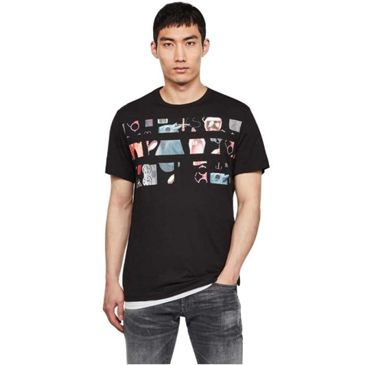 G-Star Originals Photo GR Tee S\S