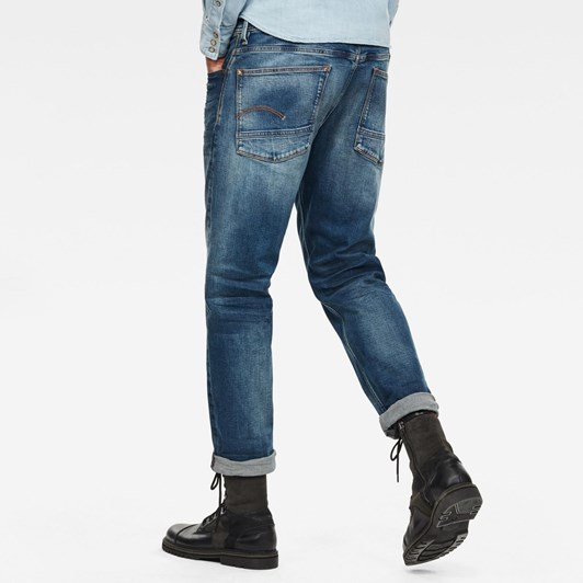 G-Star 3911 Alum Relaxed Tapered