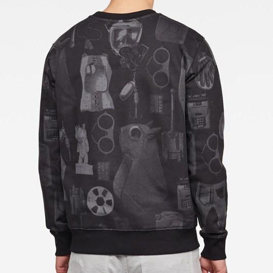 G-Star Materials Ao Gr Sweatshirt L\S
