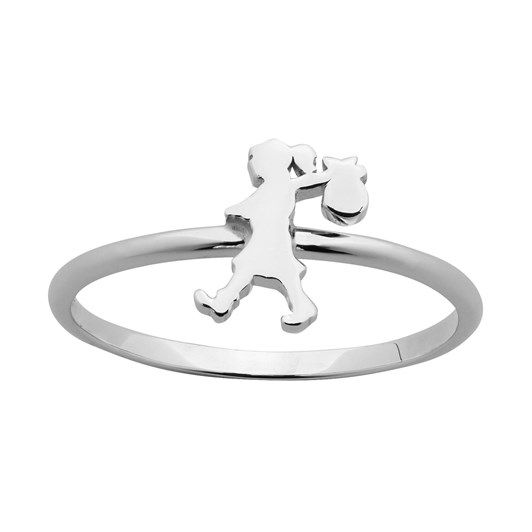Karen Walker Mini Runaway Girl Ring