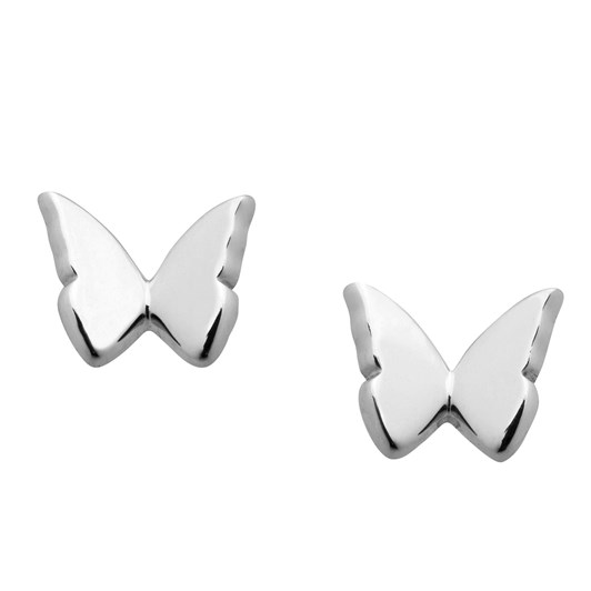 Karen Walker Mini Butterfly Studs