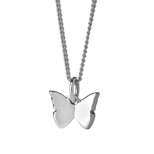 Karen Walker Mini Butterfly Necklace