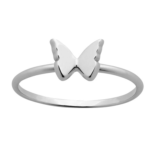 Karen Walker Mini Butterfly Ring