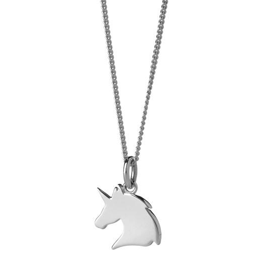 Karen Walker Mini Unicorn Necklace