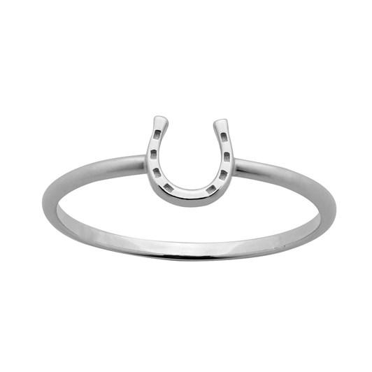 Karen Walker Mini Horseshoe Ring