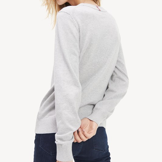 Tommy Hilfiger Th Essential Global Stp Sweater