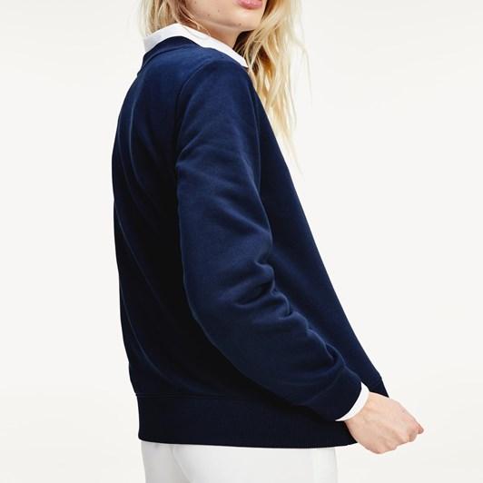 Tommy Hilfiger Tiara Round-Nk Sweatshirt