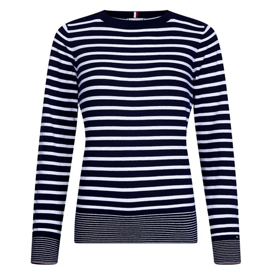 Tommy Hilfiger Th Essential Stp Boat-Nk Sweater