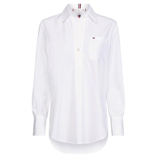 Tommy Hilfiger Lara Shirt L/S W4