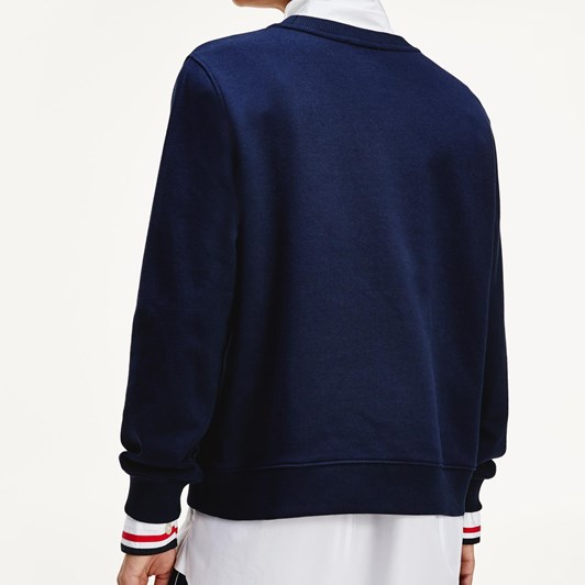 Tommy Hilfiger Icon Relaxed C-Nk Sweatshirt L/S