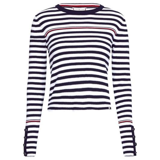 Tommy Hilfiger Icon Kamilla Stp Sweater