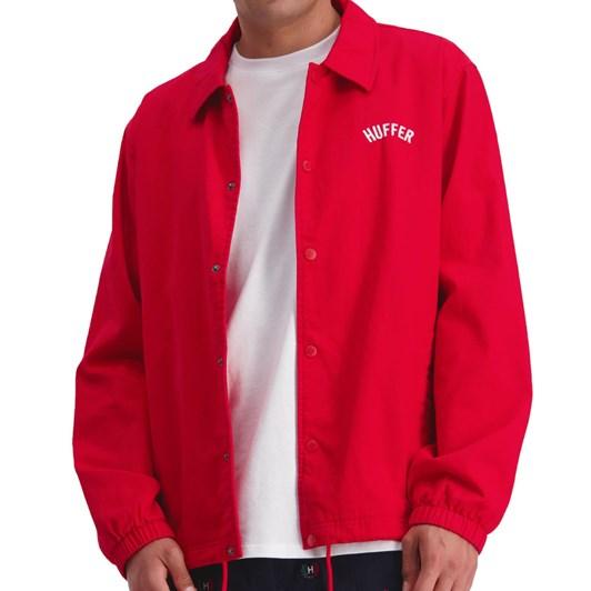 Huffer Vault Coaches Jacket