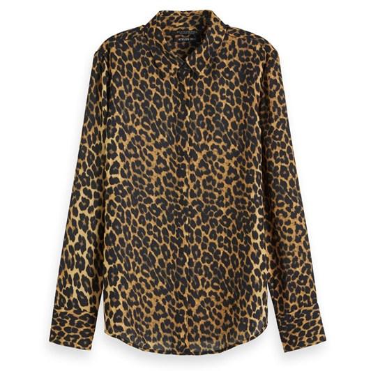 Maison Regular Drapey Fit Shirt