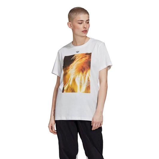Adidas Graphic T-Shirt