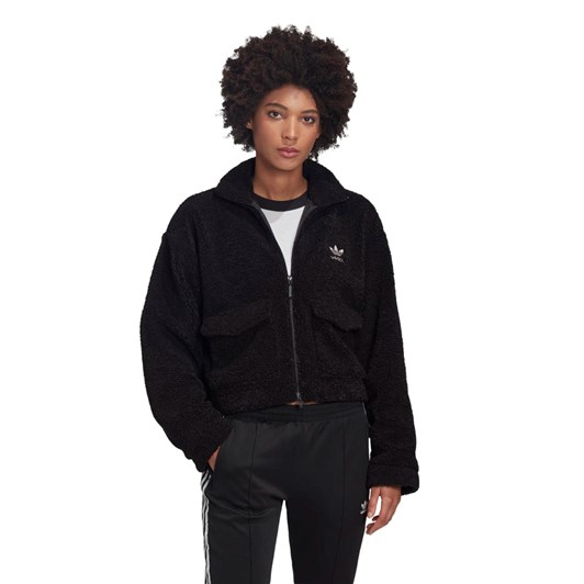 Adidas Teddy Jacket
