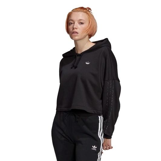 Adidas Bb Crop Hoodie