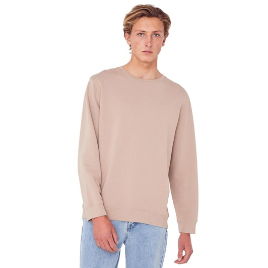 Assembly Label Basic Crew Pullover