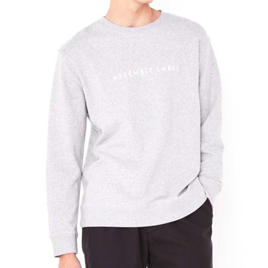 Assembly Label Logo Fleece Pullover