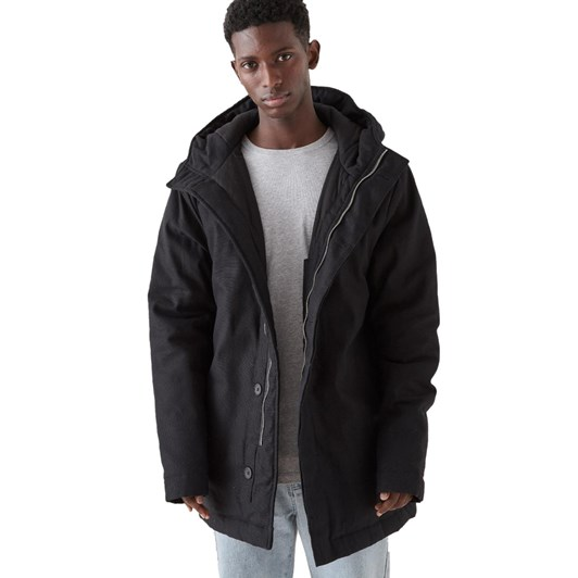 Assembly Label Padded Frontier Canvas Parka