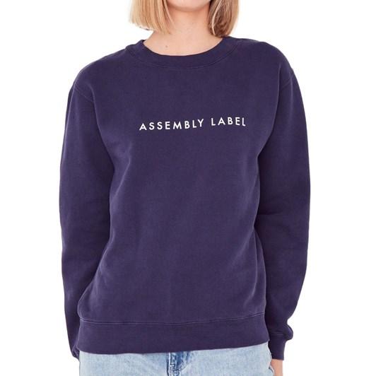 Assembly Label The Logo Fleece Womens