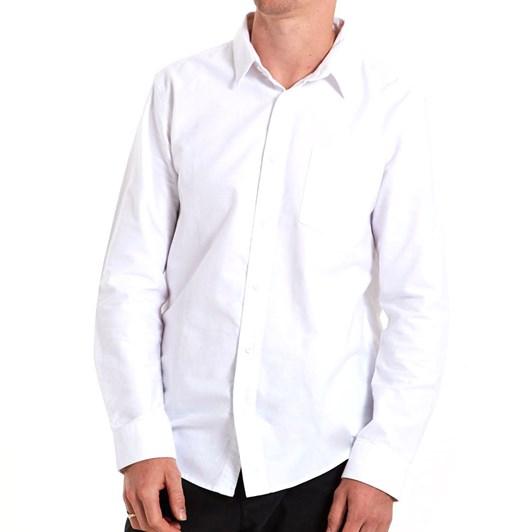 Mr Simple Oxford L/S Shirt