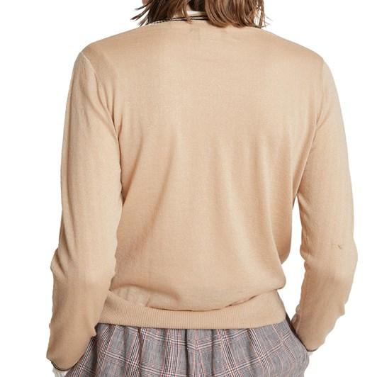 Karen Walker Apollo Knit Sweater