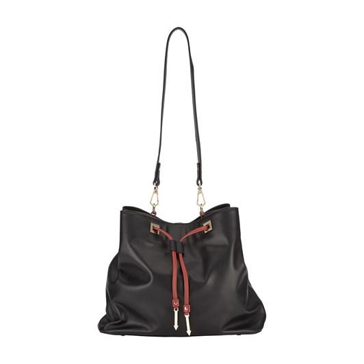 Karen Walker Fleur Large Bucket Bag