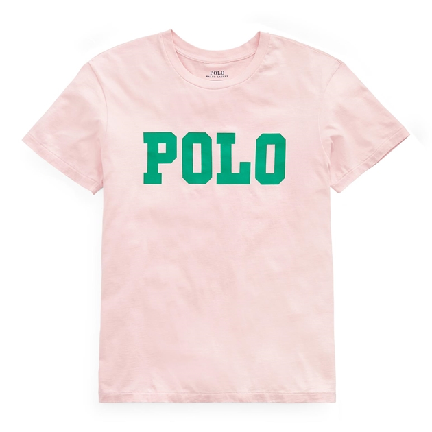 Polo Ralph Lauren Big Fit Polo Cotton Tee - pink-650