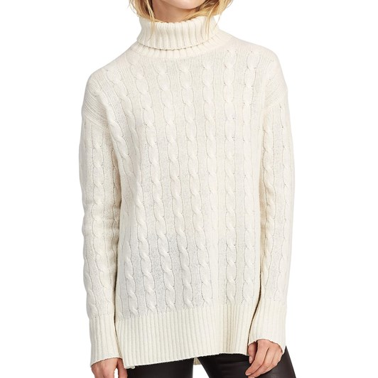 Polo Ralph Lauren Relaxed Turtle Neck L/S Sweater
