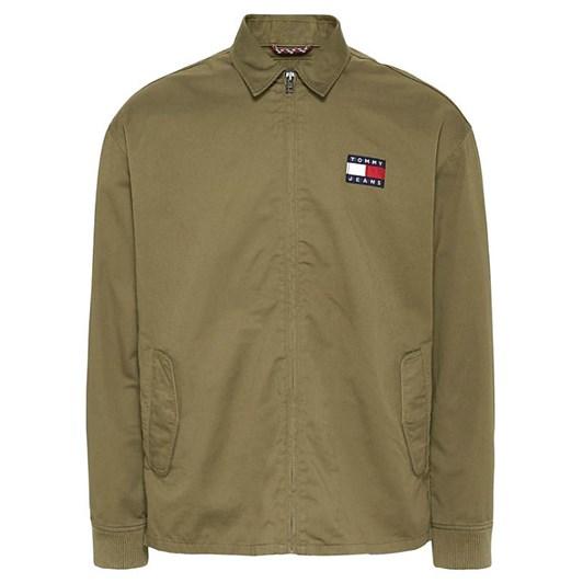 Tommy Jeans Tjm Casual Cotton Jacket