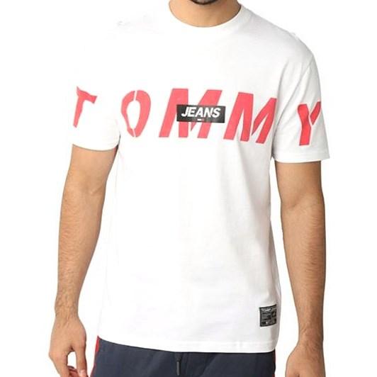 Tommy Jeans Tjm Bold Tommy Logo Tee