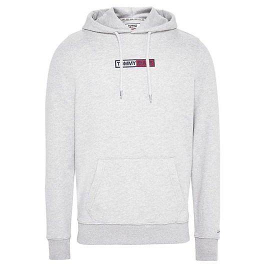 Tommy Jeans Tjm Embroidered Box Hoodie