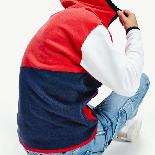 Tommy Jeans Tjm Colorblock Hoodie