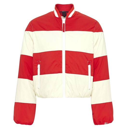 Tommy Jeans Tjw Colorblock Tracksuit Jacket