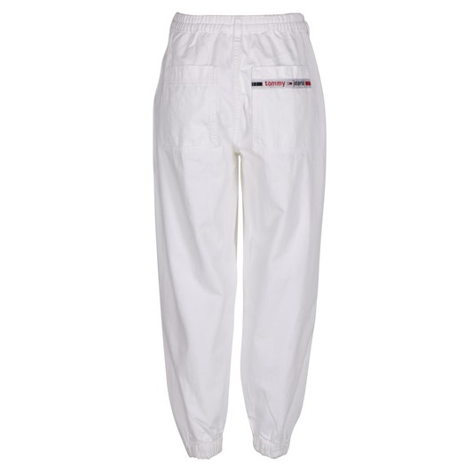 Tommy Jeans High Rise Elasticated Pant Clwth
