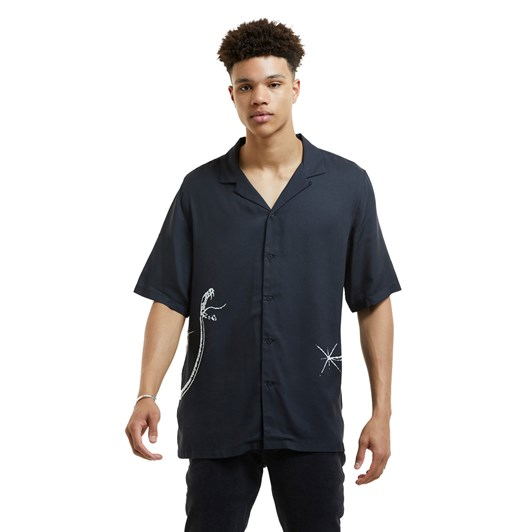 Ksubi Serpent S/S Shirt