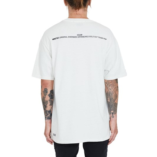 Ksubi Sellout S/S Tee - Bleached