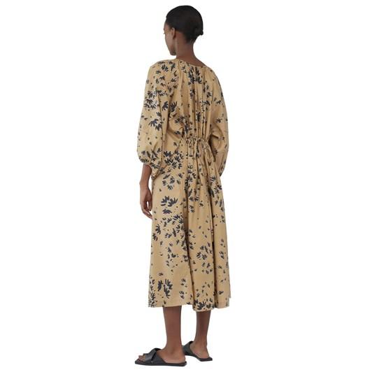 C & M Capri Print Midi Dress