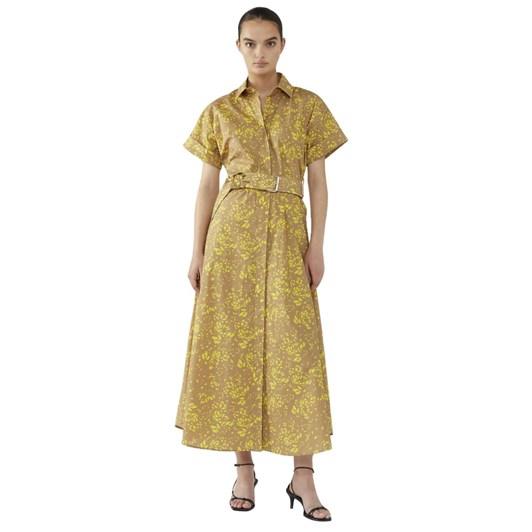 C & M Capri Print Maya Dress