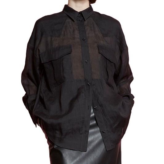 Karen Walker Cedar Shirt