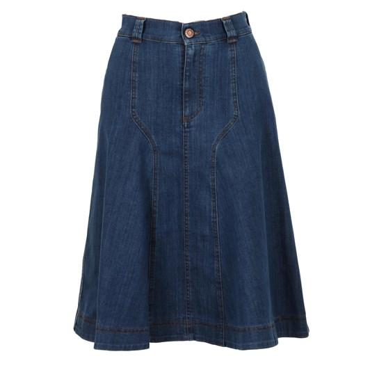 See By Chloe Signature Blue Denim Skirt